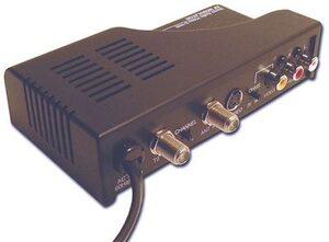 Picture of RF Modulator - A/V Composite RCA, S-Video, Coax