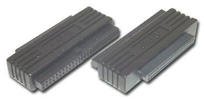 Picture of SCSI Adapter - SCSI 3 HD68 Female to 2x25 IDC Female