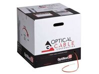 Picture of Indoor Duplex Fiber Assembly Cable - Multimode OM2 50/125 micron, Plenum - 2000 FT