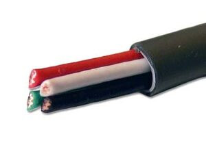 Picture of Sound and Security Cable - 4 Conductor 22 AWG - 1000 FT