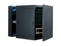 Picture of 19U WM Series Wall Mount Enclosure with Solid Doors