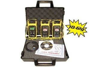 Picture of Optical Test Kit - WaveTester / Dual OWL Multimode ST / Laser OWL Singlemode SC