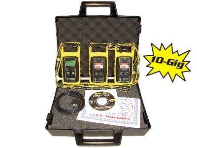 Picture of Optical Test Kit - WaveTester / Dual OWL Multimode ST / Laser OWL Singlemode SC