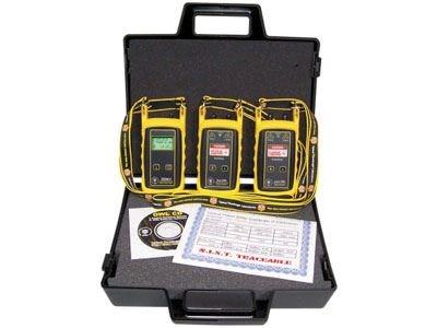 Picture of Optical Test Kit - ZOOM 2 / Dual OWL Multimode ST / Laser OWL Singlemode SC