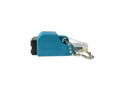 Picture of ISDN (BRI) Loopback Jack and Plug