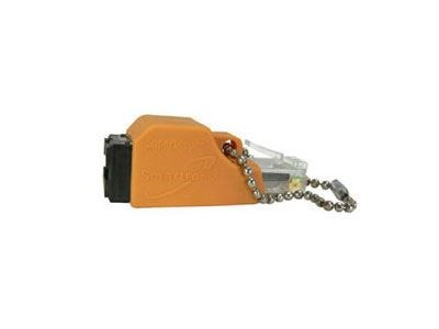 Picture of ISDN (PRI) Loopback Jack and Plug