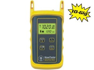 Picture of WaveTester Optical Power Meter with Fault Locator / Finder