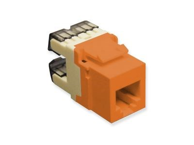 modular keystone jack rj11 6p6c hd orange computer cable store structured cabling wiring diagram picture of modular keystone jack rj11 (6p6c) hd orange