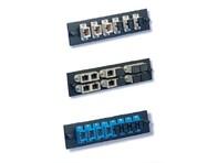 Picture of FiberOpticx Adapter Plate - Dual SC - 12 Port Multimode / Singlemode - Metal Sleeve