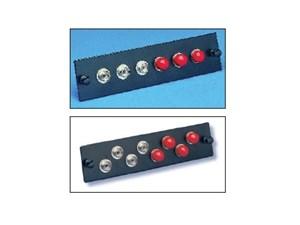 Picture of FiberOpticx Adapter Plate - FC - 6 Port Multimode / Singlemode - Metal Sleeve