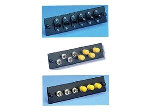 Picture of FiberOpticx Adapter Plate - ST - 6 Port Multimode / Singlemode - Metal Sleeve