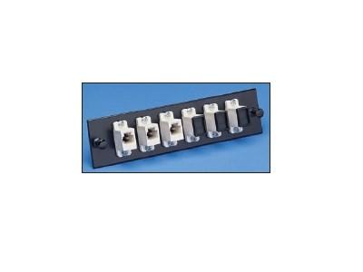 Picture of FiberOpticx Adapter Plate - MT-RJ - 8 Port Multimode - Composite Sleeve