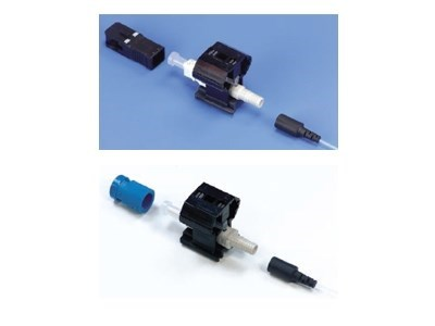 Picture of FiberOpticx Xpress Fiber Connector - SC 62.5 micron - 6 Pack