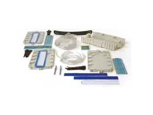 Picture of Rack Mount Splice Kit for 72 Fiber splices - Thin Tray