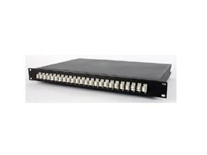 Picture of FiberOpticx Rack Mount Cabinet - 1U 24 SC Simplex Singlemode/Multimode