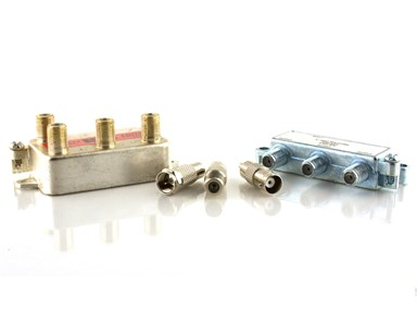 Picture for category Coaxial Cable Adapters