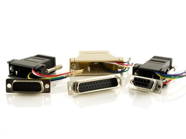 Picture for category Modular Serial and Parallel Adapters