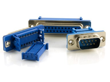 Picture for category Ribbon Type Connectors