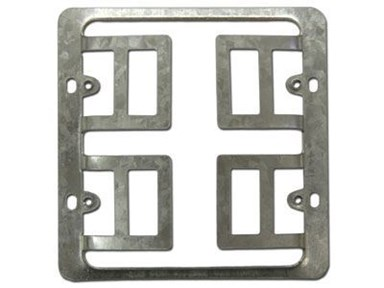 Picture for category Wall Frame Caddies, Drywall Mounting Plates