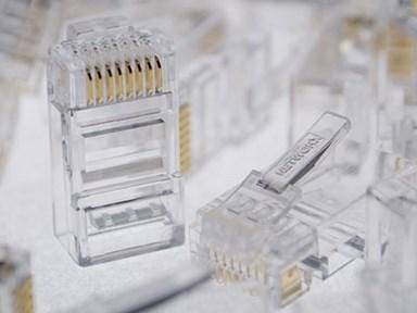 Picture for category Cat5e 8P8C Connectors