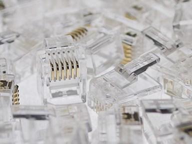 Picture for category RJ12 6P6C Connectors