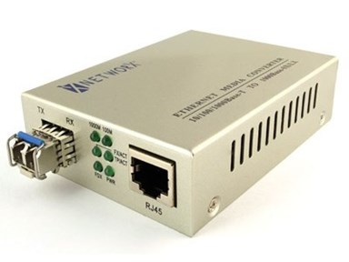 Picture for category WDM Fiber Media Converters