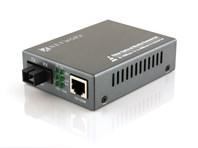 Picture of Fiber Media Converter - 100Base-BX, WDM SC, 30km, 1310T / 1550R