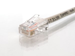 Picture of CAT5e Patch Cable - 3 FT, Gray, Assembled