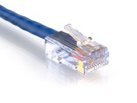 Picture of CAT6 Patch Cable - 14FT, Blue, Assembled