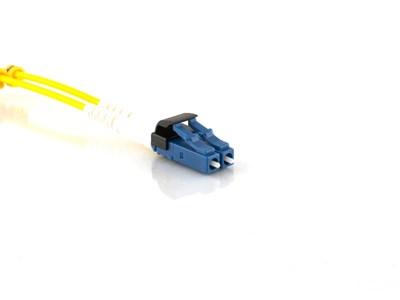 Picture of 2m Singlemode Duplex Fiber Optic Patch Cable (9/125) - Mini LC to Mini LC