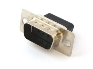 Picture of DB9 Male Crimp Connector - 10 Pack