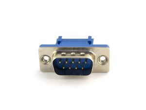 Picture of DB9 Male Ribbon Connector - 10 Pack