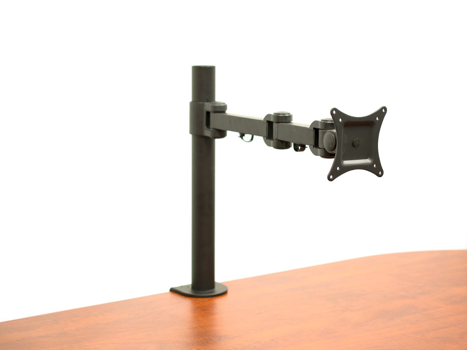 Picture Of 13 To 27 Single Lcd Monitor Desk Mount