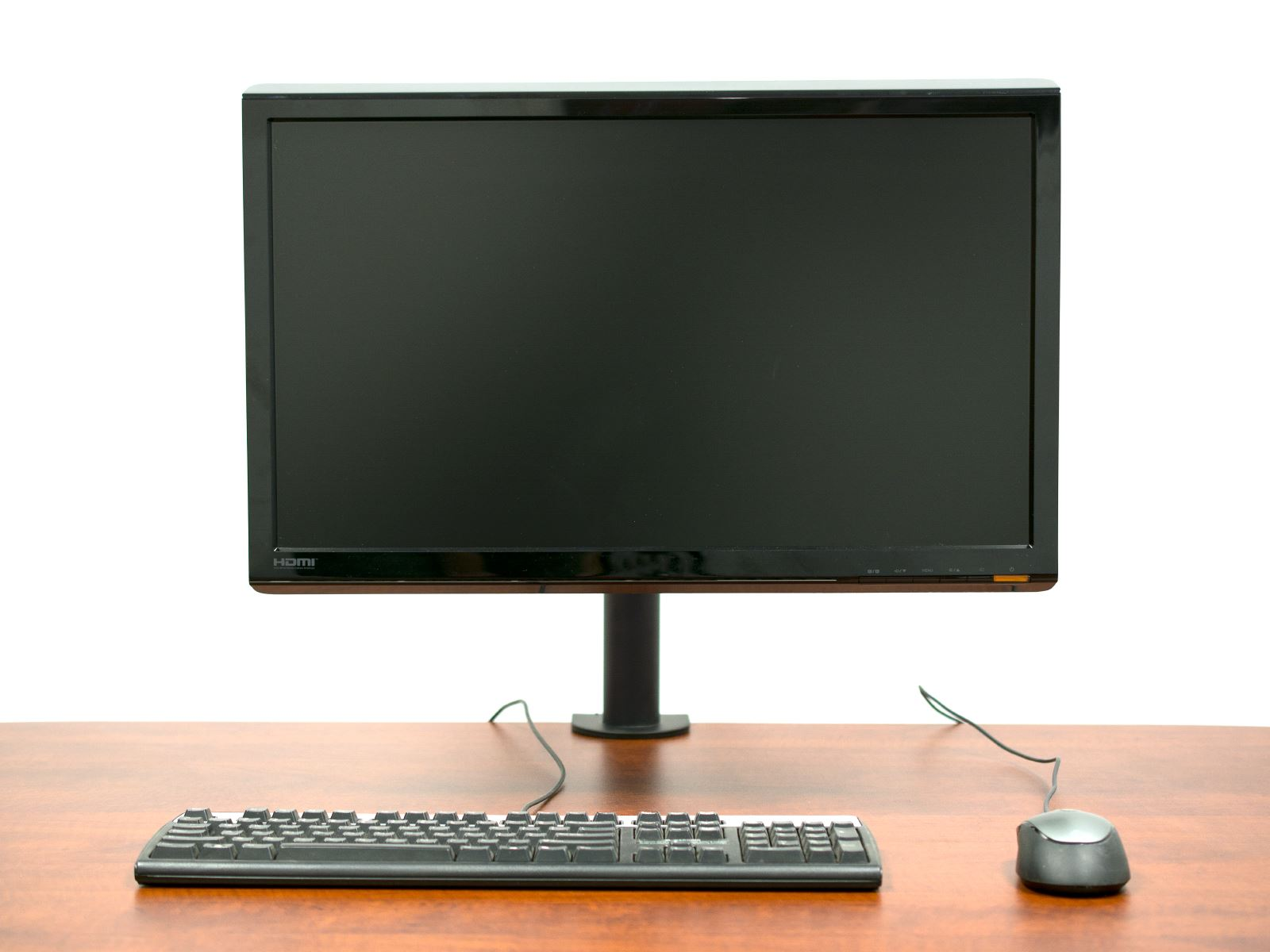 13 Inch To 27 Inch Single Monitor Desk Mount Computer