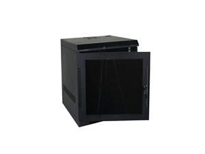 """Picture of 19"""" Ez-Assembly Wallmount Enclosure, 20.5W X 20""""D, 11U, Black"""