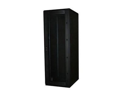 """Picture of 6Ft Floor Enclosure, Vented Mesh Door,  27""""W X 42""""D, 40U, Black"""