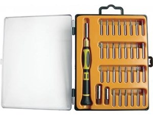 Picture of Precision Screwdriver Set, 33 pc