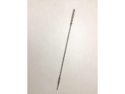 "Picture of 3/8"" x 18"" Screw Bit, Wire Pulling Drill Bit"