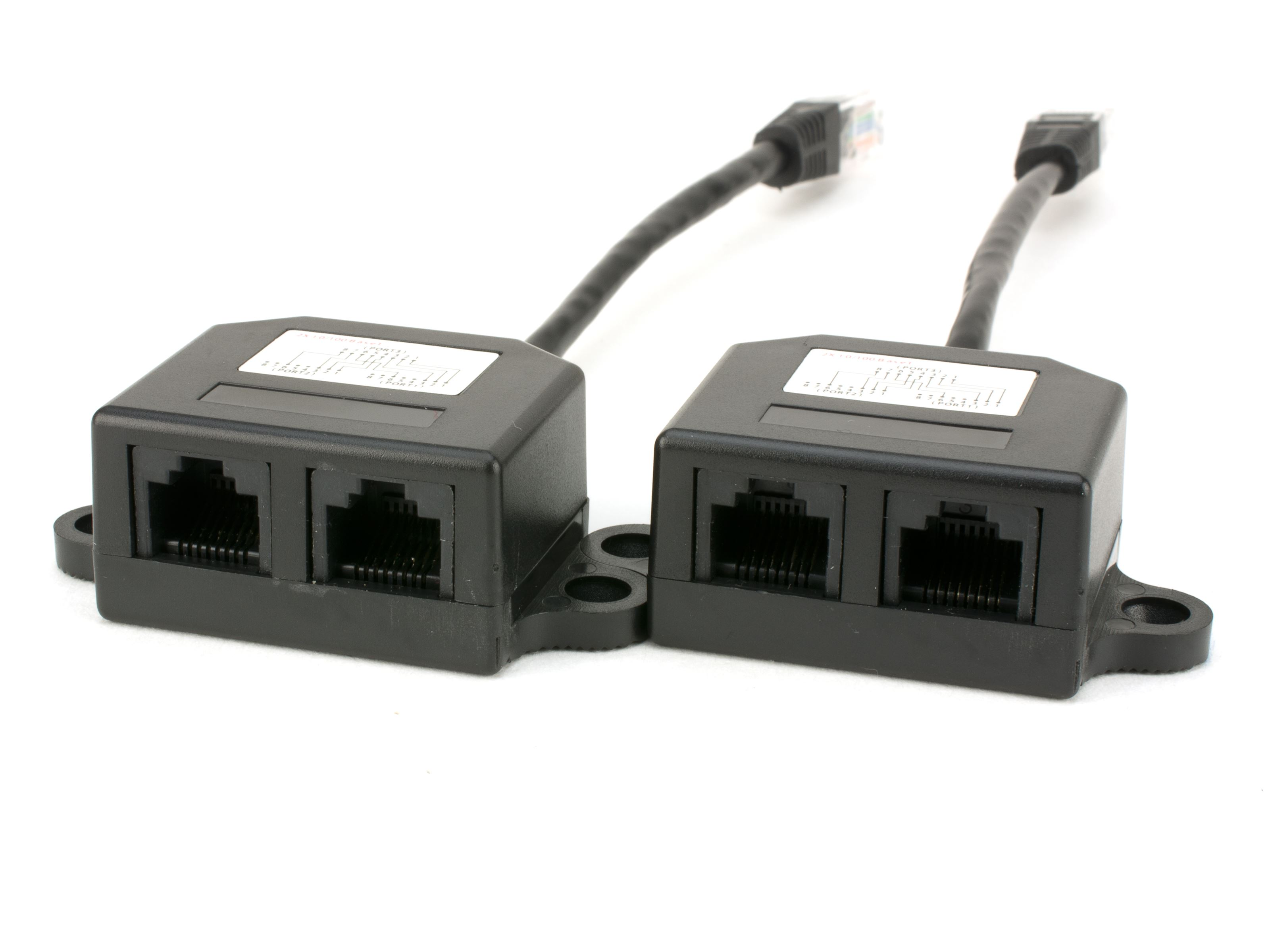 Cat5e Network Splitter