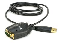 Picture of USB to DB9 Serial Converter Cable, 6 FT - V3