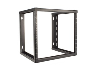 Picture of 22U Open Frame Wall Mount Rack - 101 Series, 16 Inches Deep, Flat Packed