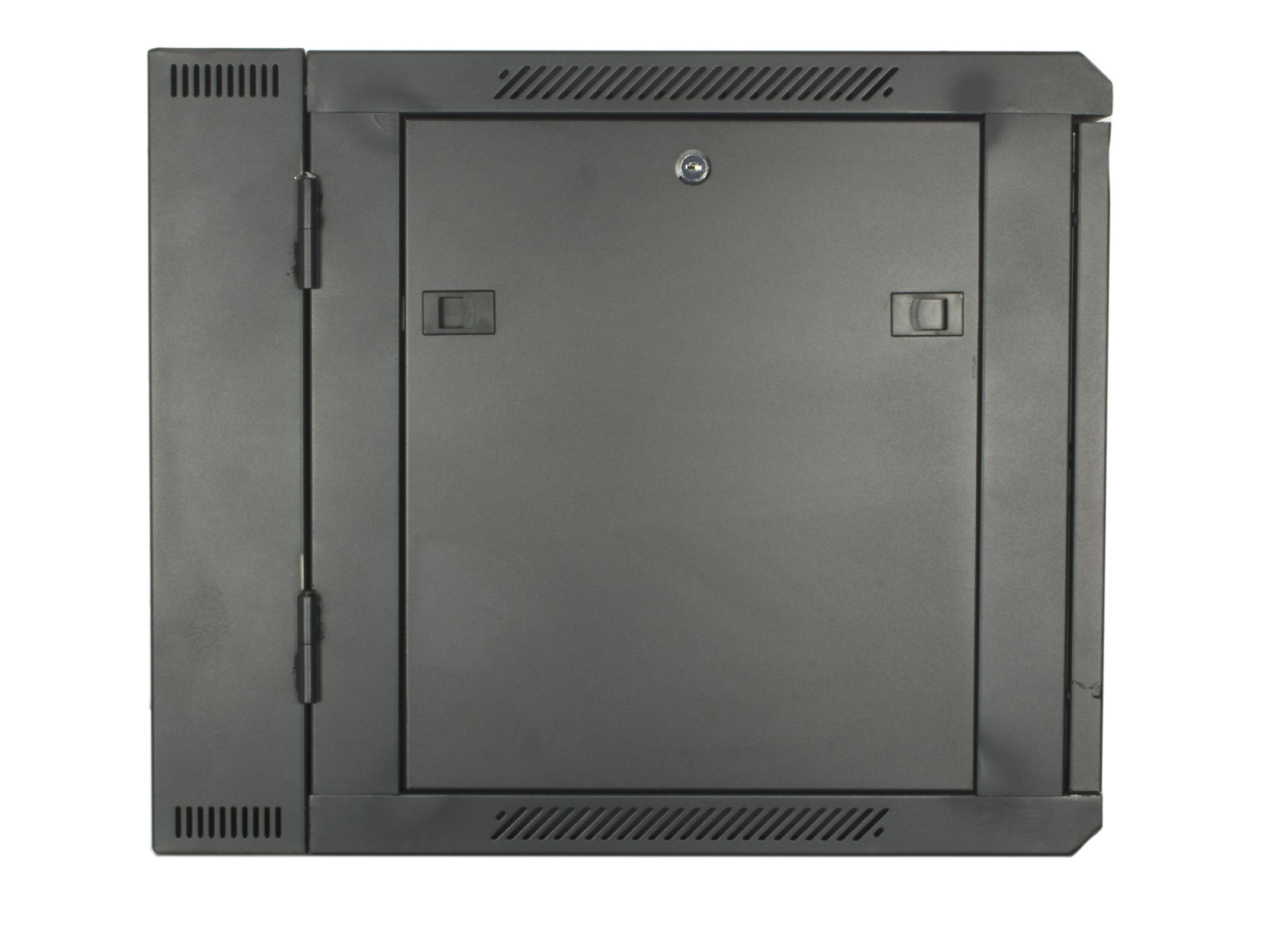 6u Swing Out Wall Mount Cabinet 301 Series 24 Inches