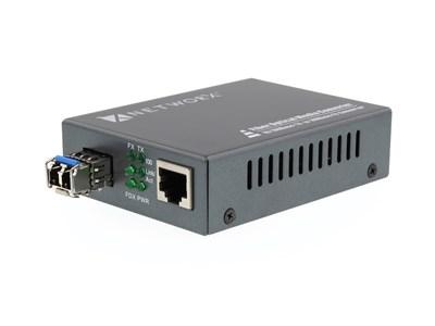 Picture of Fiber Media Converter - 100Base-FX, LC Multimode, 2km, 1310nm