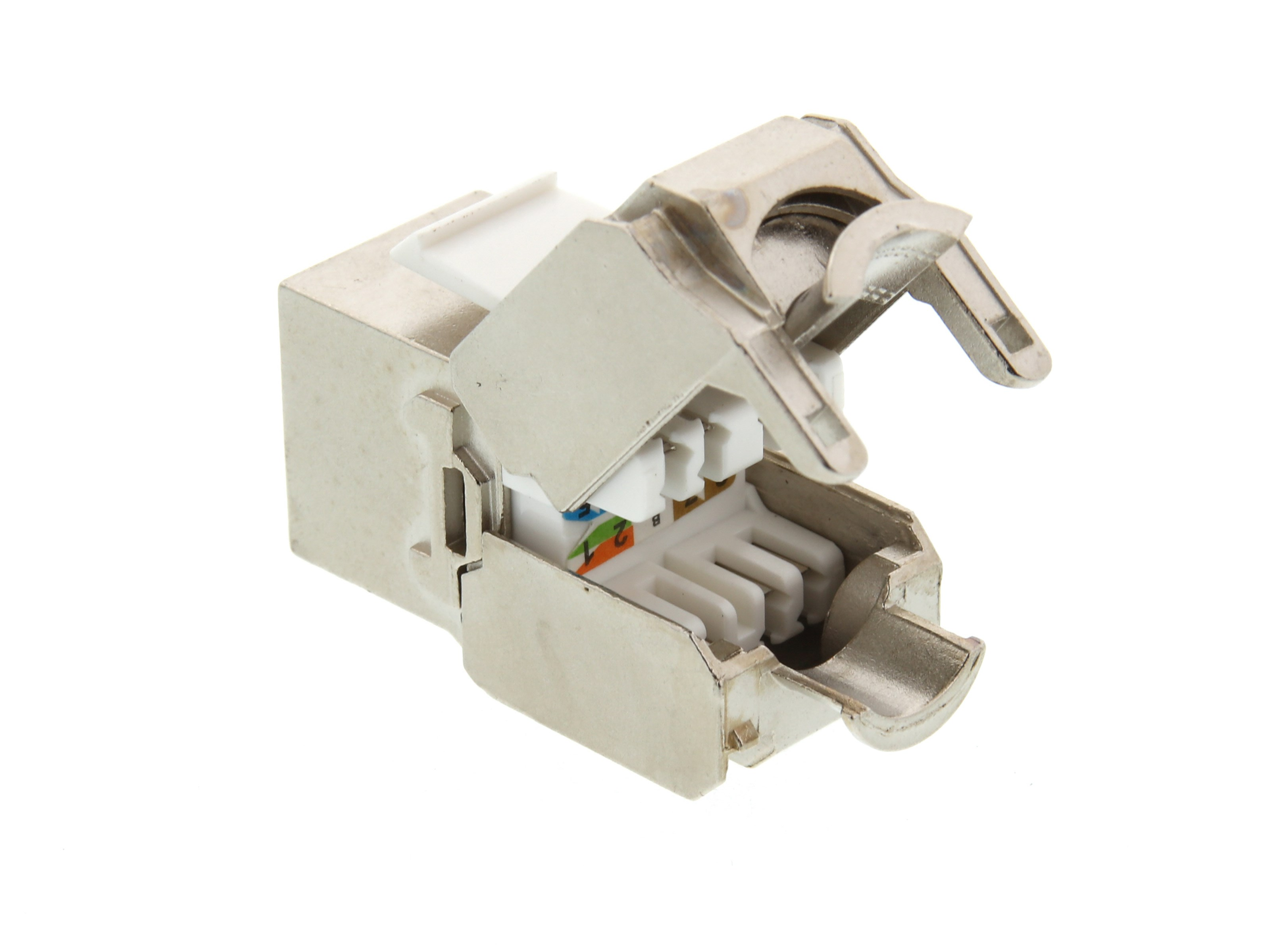 Cat6a Shielded Keystone Jack Computer Cable Store