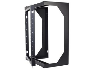 Picture of 18U Open Frame Swing Out Wall Mount Rack - 201 Series, 12 Inches Deep, Flat Packed