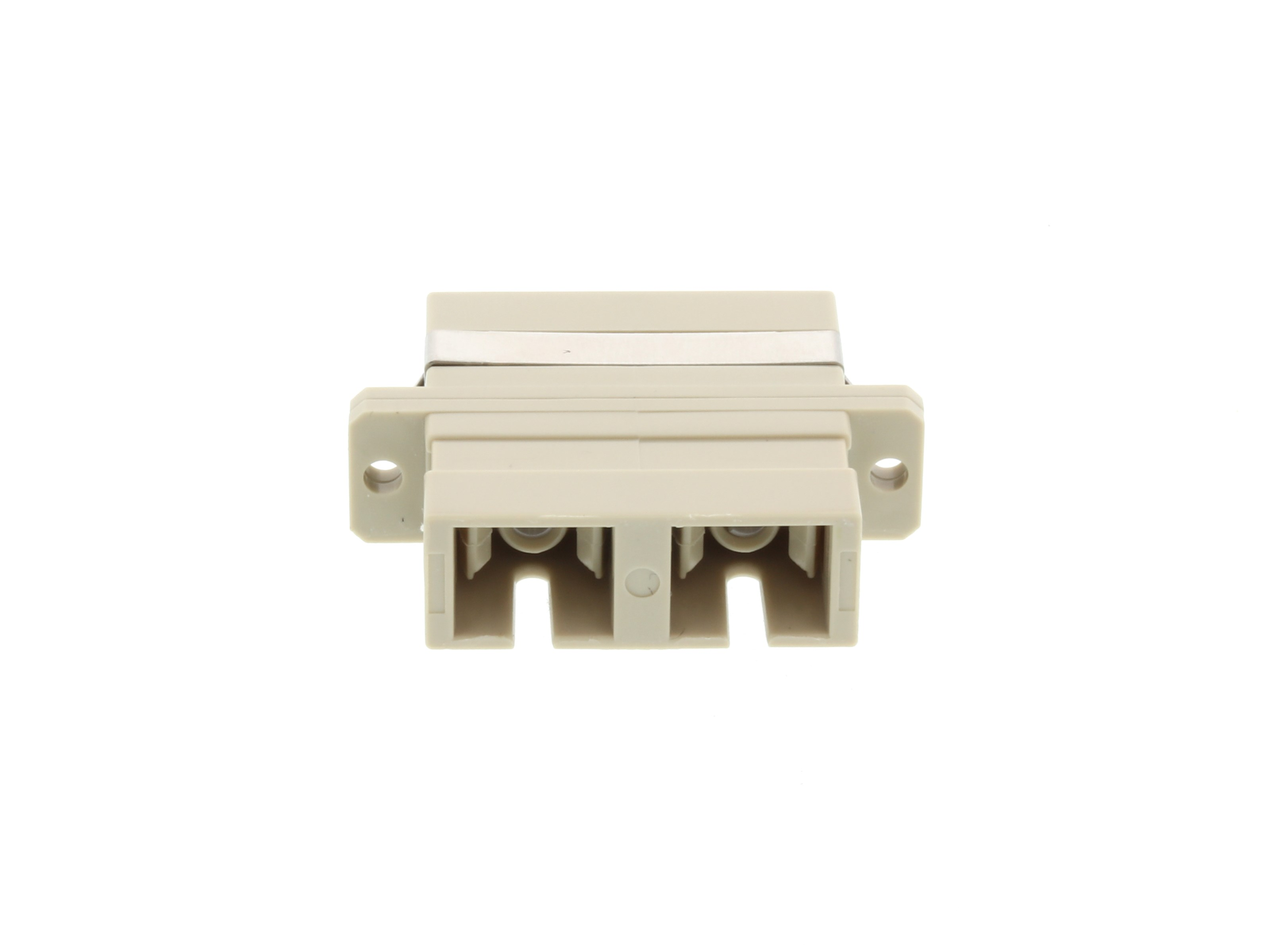 SC Multimode Duplex Fiber Adapter - PC (Physical Connector)