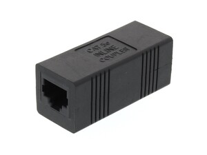 Picture of RJ45 Cat5e Modular Coupler - Cross Wired - 8 Conductor
