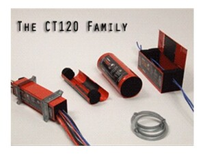 Picture of 4 Inch CT120/R Cable Transit - Fireclamp (Round)