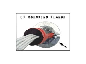 Picture of 4 Inch Round Cable Transit Mounting Flange