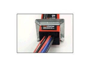 Picture of 4 x 4 Inch Square Cable Transit Mounting Flange - Single